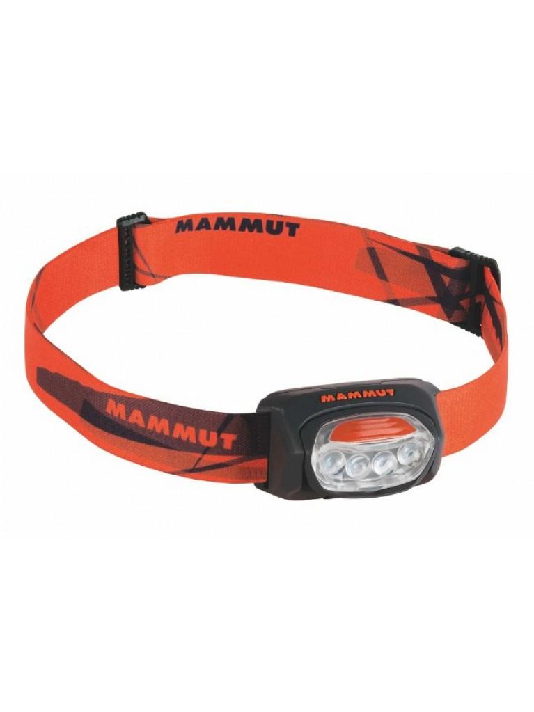 Mammut T-Trail LED Head Torch