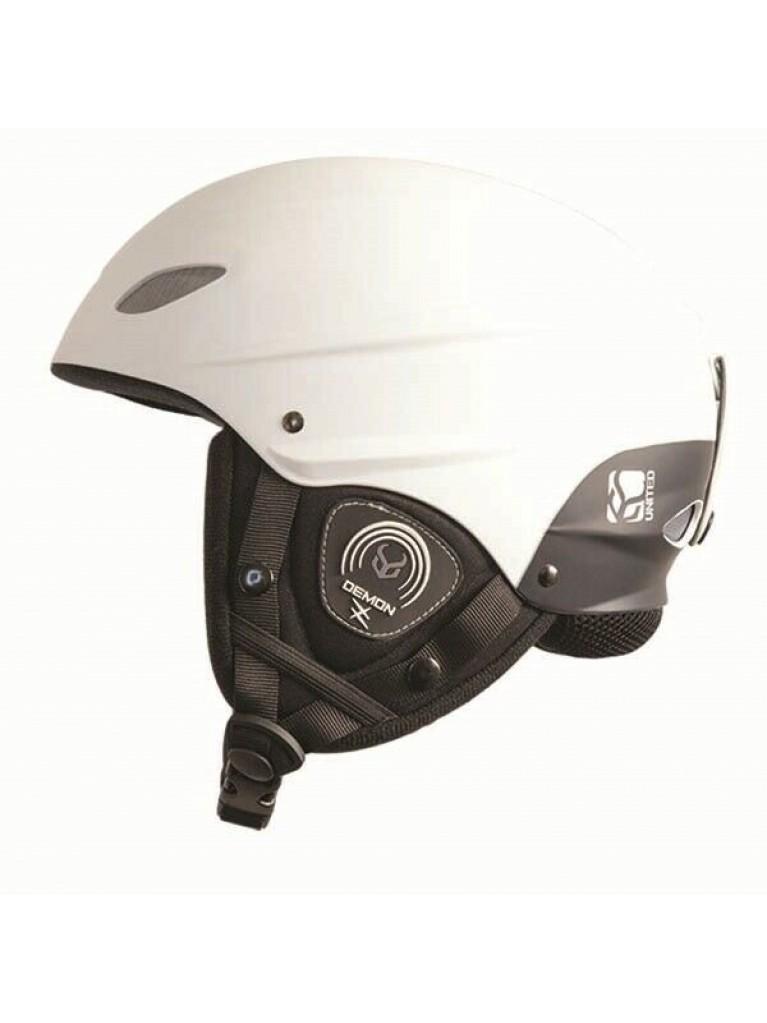 Phantom White Helmet