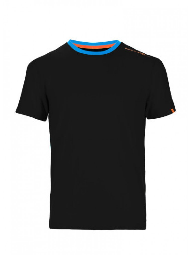 Ortovox Rock n Wool - Thermal Baselayer - Mens Short Sleeve