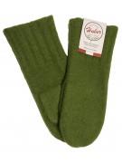 Huber Dachstein Apple Green Woollen Mittens